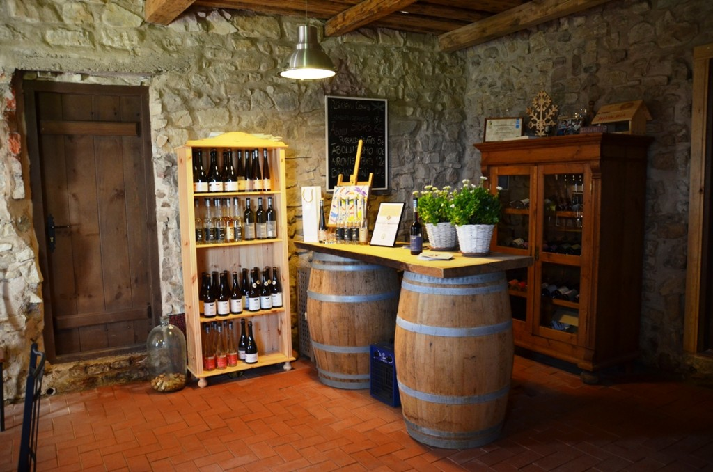 Wijn proeven in Letland