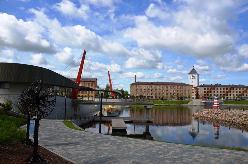 Jelgava in Letland