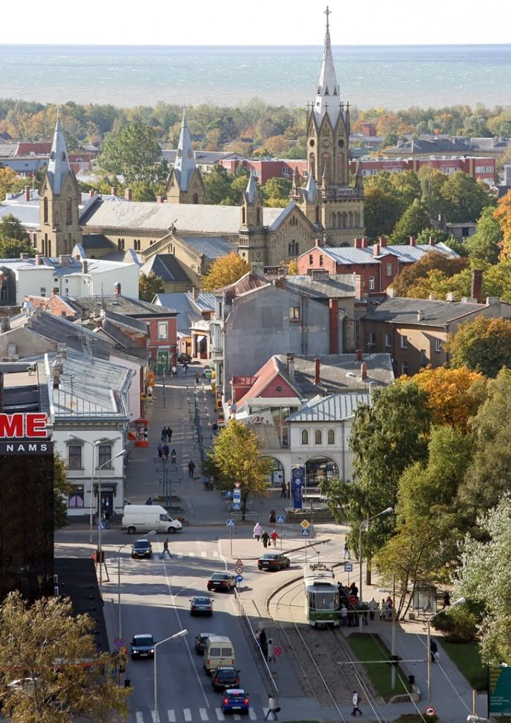 Liepaja, Letland