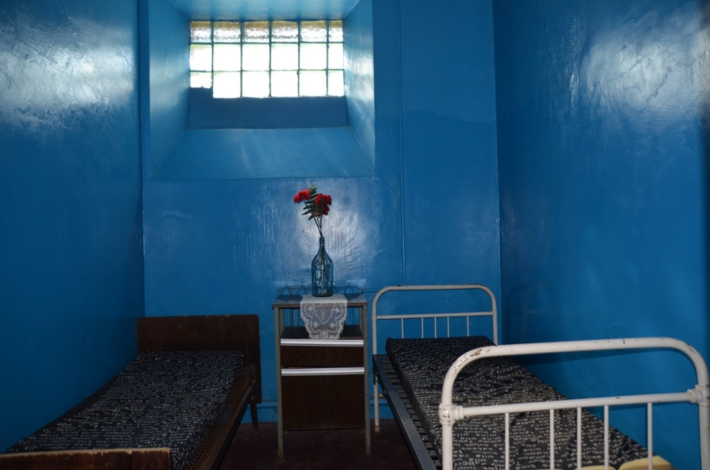 Gevangenis van Karosta in Liepaja, Letland