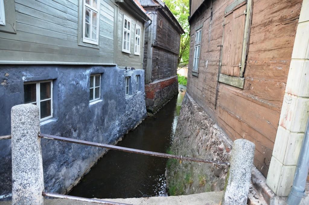 Kuldiga, het Venetië van Letland