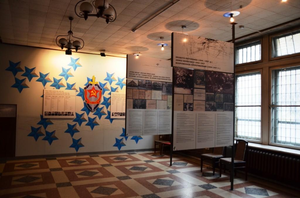 KGB-museum in Riga