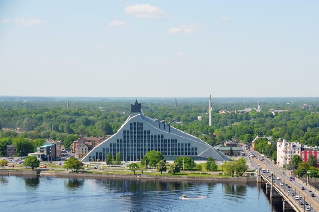 Nationale bibliotheek van Riga