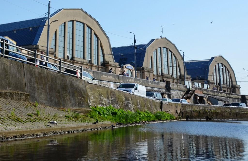 Rondvaart door Riga
