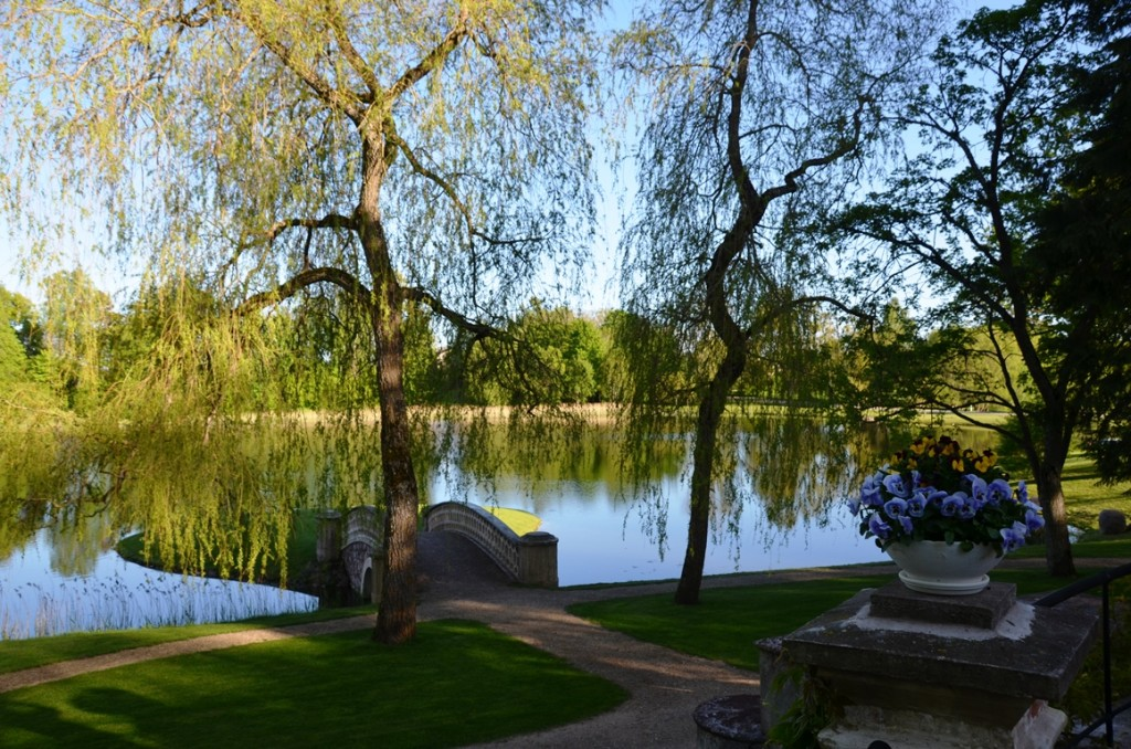 Landgoed Rumene in Letland