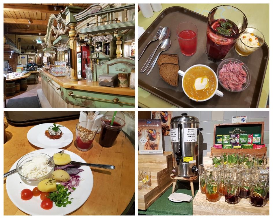 goedkoop uit eten in Riga