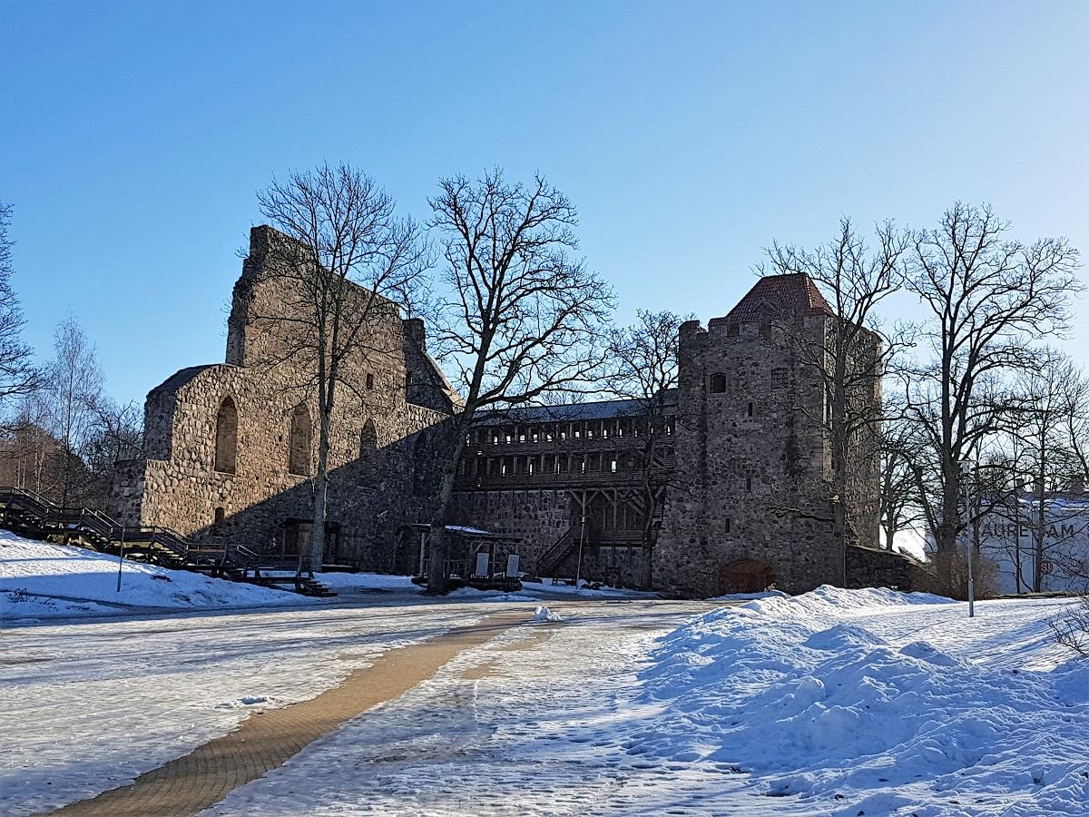 kasteel van sigulda