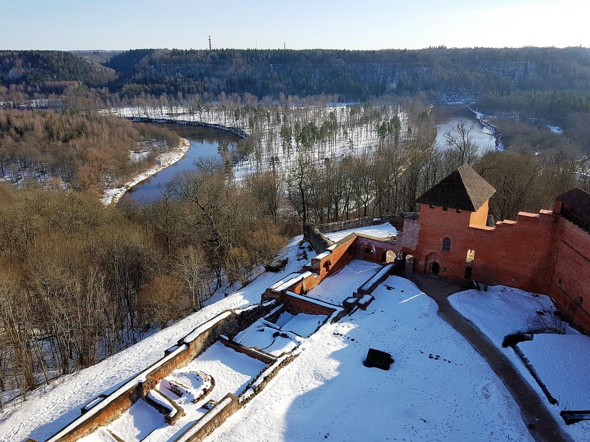 kasteel van turaida