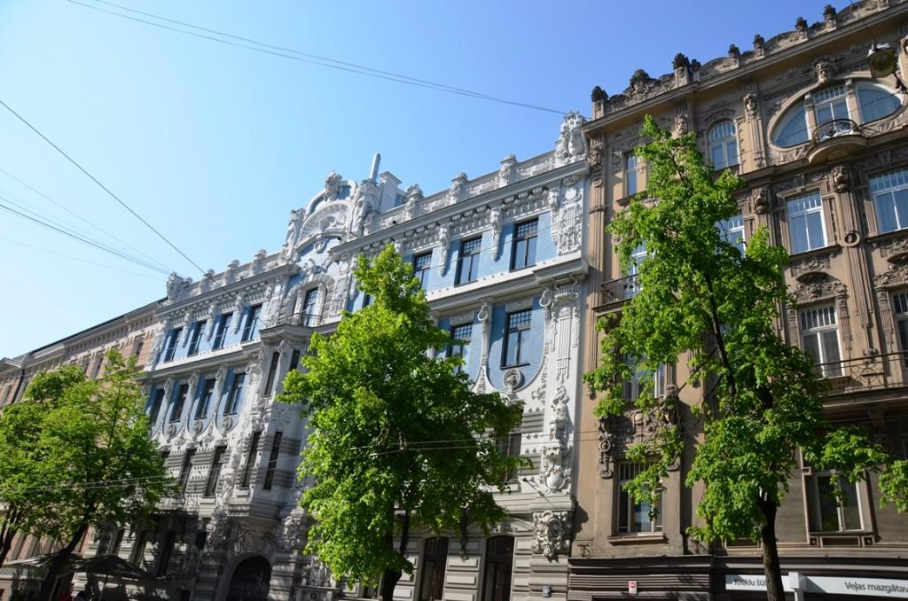 Stedentrip Riga bezienswaardigheden